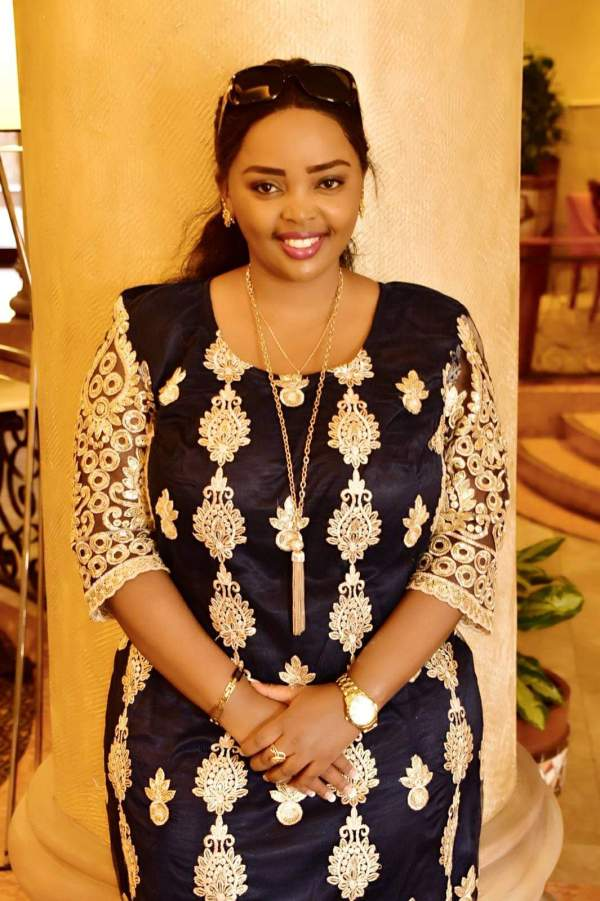 Why Reverend Lucy Natasha Is Single
