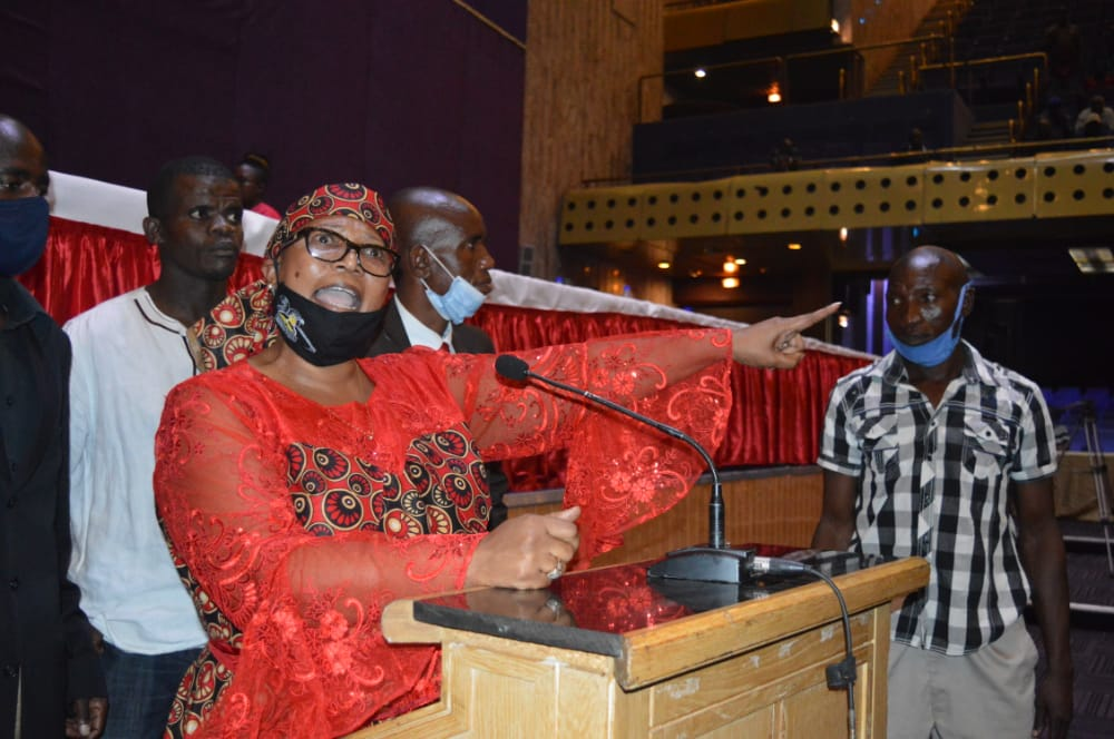 Khupe Suspends Douglas Mwonzora For Rigging Elections