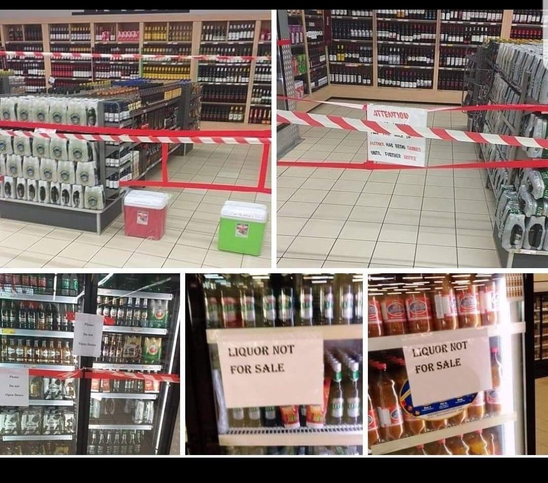 Beer & Alcohol Banned In Zimbabwe Without Notice