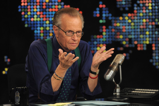 Legendary Talk Show Host Larry King Has Died At 87