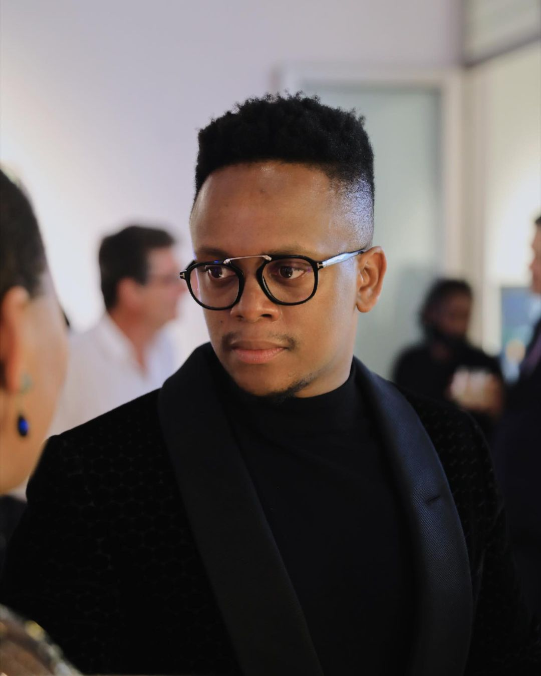 Dinner At Somizi's Producer Legend Finally Speaks On Theft Allegations