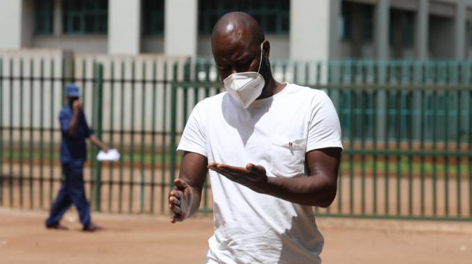 Madzibaba Enock Appears In Court For Stealing Church Property