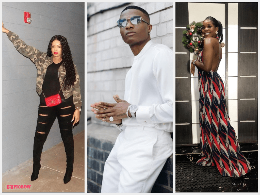WizKid's Two Baby Mama's Involved In  Car Accidents On The Same Day-iHarare