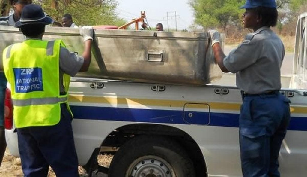 Horrific Scenes As Body Of Missing Teen Is Found Decomposed iHarare