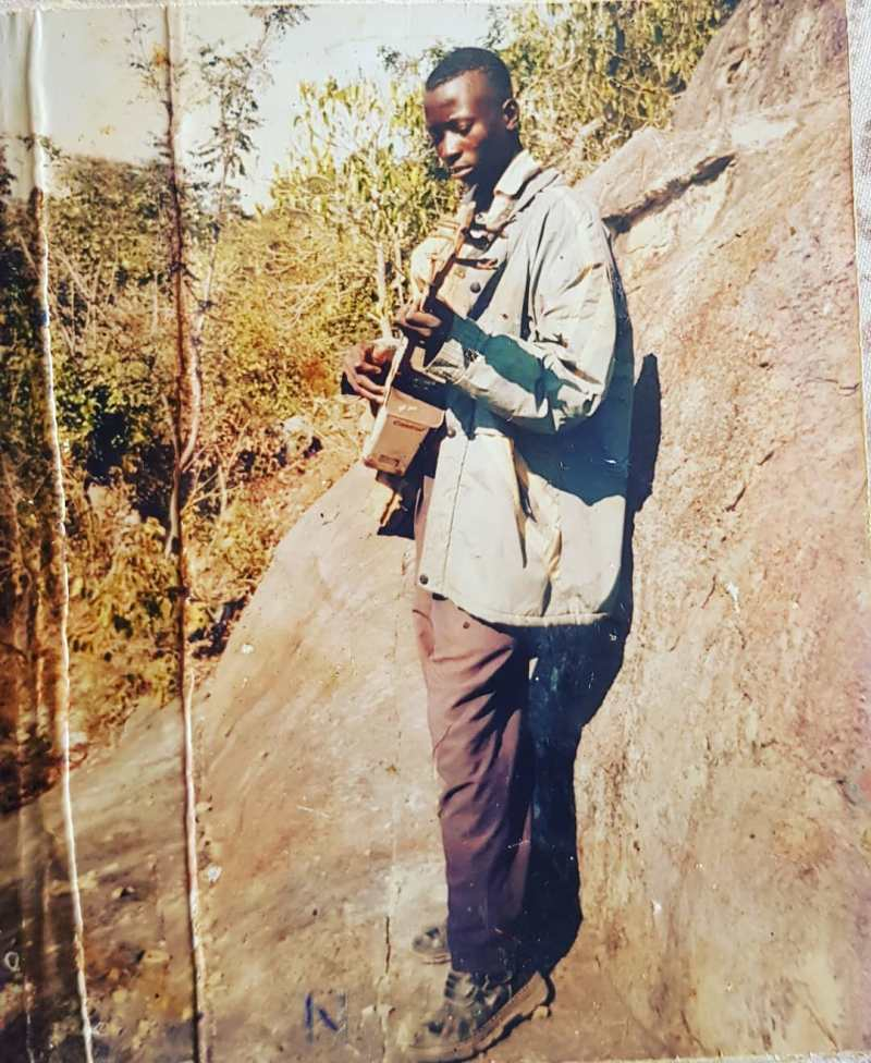 Throwback Pics: Baba Harare's Humble Beginnings Before He Made It Big