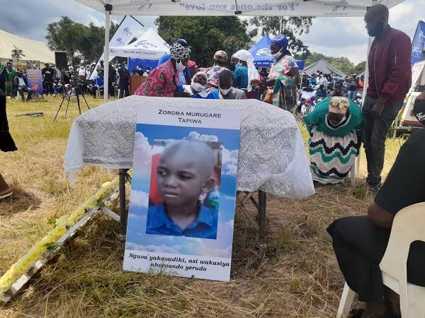 Tapiwa Makore Finally Laid To Rest
