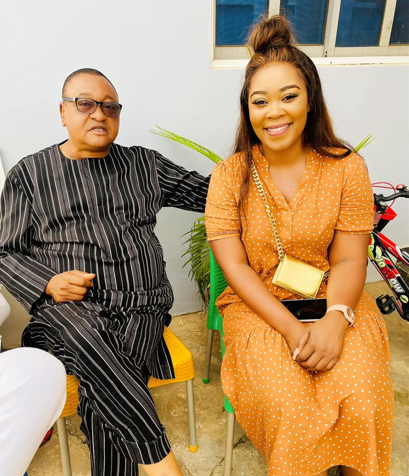 "Madam Boss  Lands Starring Role In Nollywood ""African"" Movie"