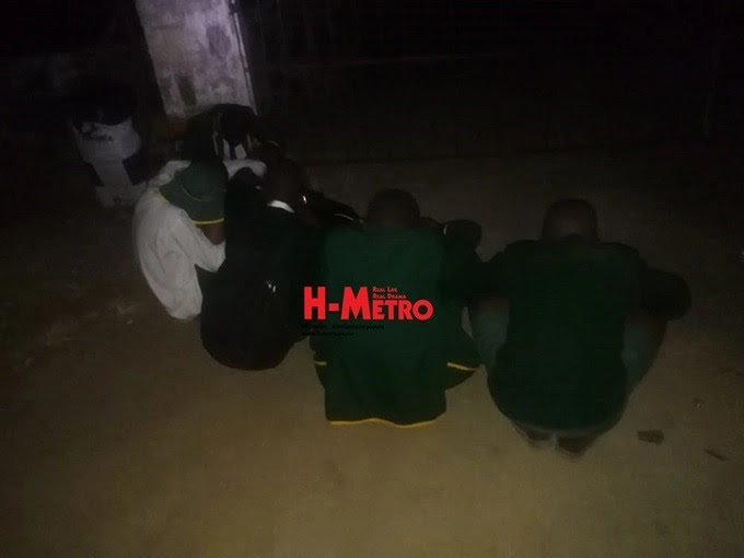 Nyamuzuwe High School Under Fire After Headmaster Locks Pupils Out For Reporting Late