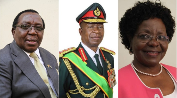 Is General Philip Valerio Sibanda The Leading Candidate To Replace Mohadi?