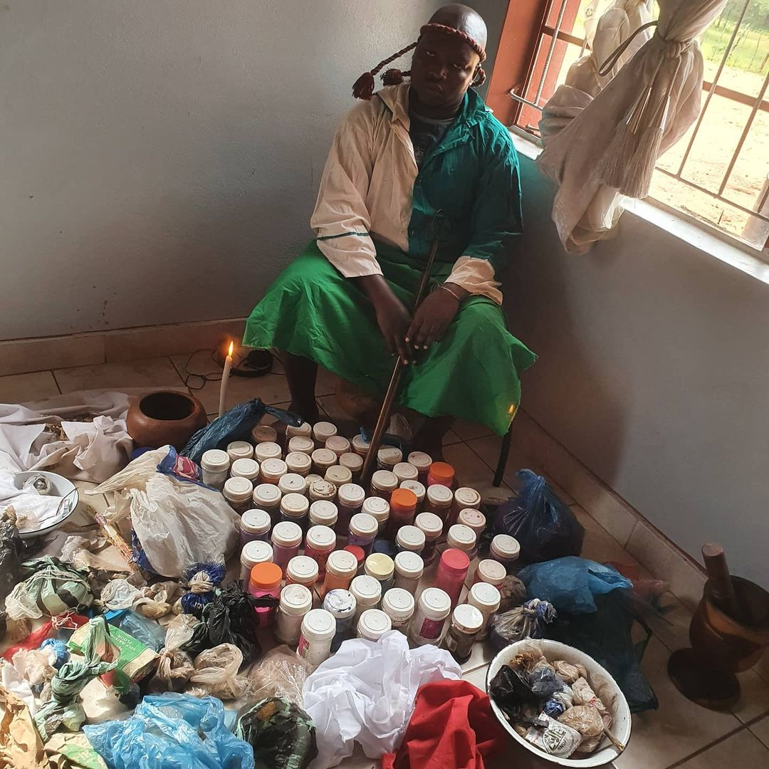 Meet the Zimbabwean Prophet Who Needs Only A WhatsApp Picture To Diagnose & Cure Problems
