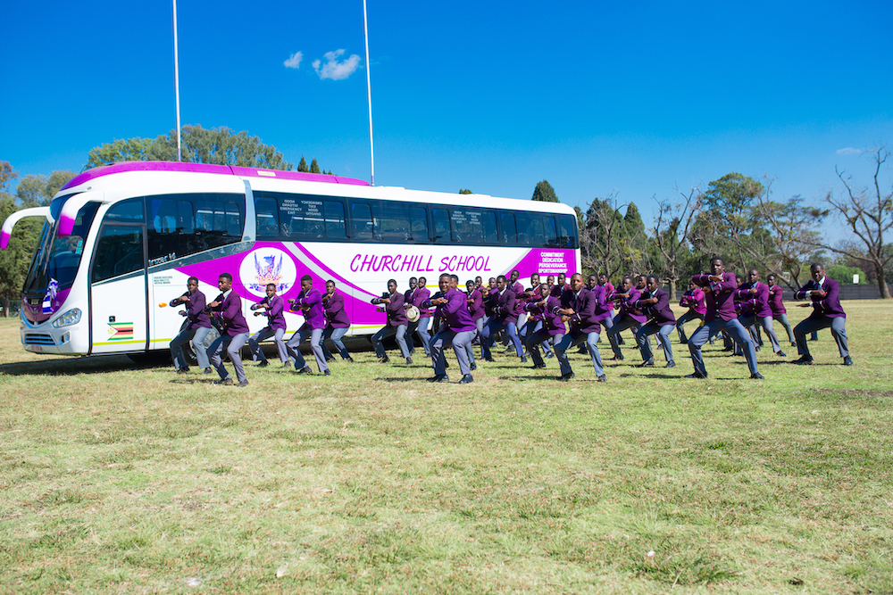 Police Ban School Buses & Company Buses, Say They Must Register Under ZUPCO First