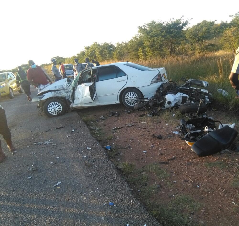 One Dead After First Lady's Motorcade Involved In Fatal Accident