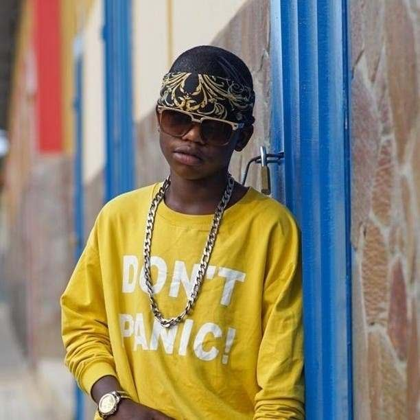 Rising Artist Herman Receives Scholarship From President Mnangagwa