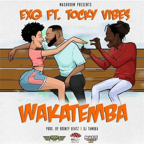 """Tocky Vibes And ExQ Song """"Wakatemba"""" Set ToReturn To YouTube"""