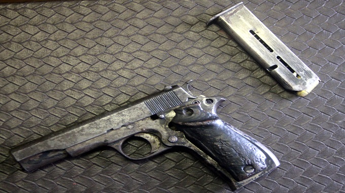 Armed Robbers Nabbed By Alert Detectives After Moving Around With Firearm