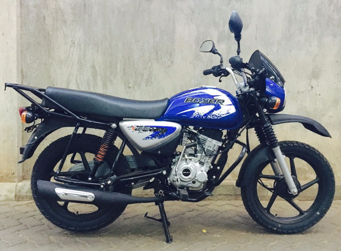 He Stole My Brand New Boxer B.M 150 Motorbike; He Had To Return It Anyway