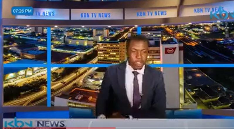 Zambian News Presenter Demands Salary During Live News Bulletin