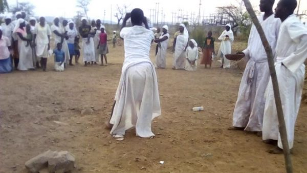 Cleansing Ceremony Goes Sour As Prophet Is Thoroughly Bashed For Caressing Married Woman