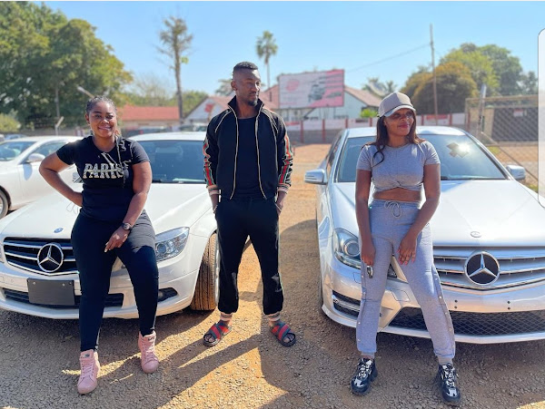 Prophet Passion Java Blesses Mai Titi & Madam Boss With New Rides-iHarare