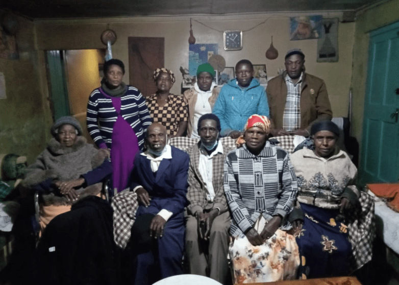 Missing Kenyan Man Returns Home 47 Years After He Was Sent To Buy Rice