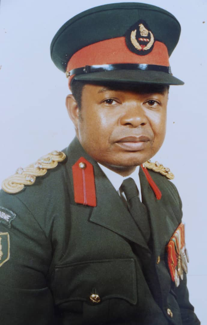 Retired Brigadier General Fidelis Satuku Has Died-iHarare