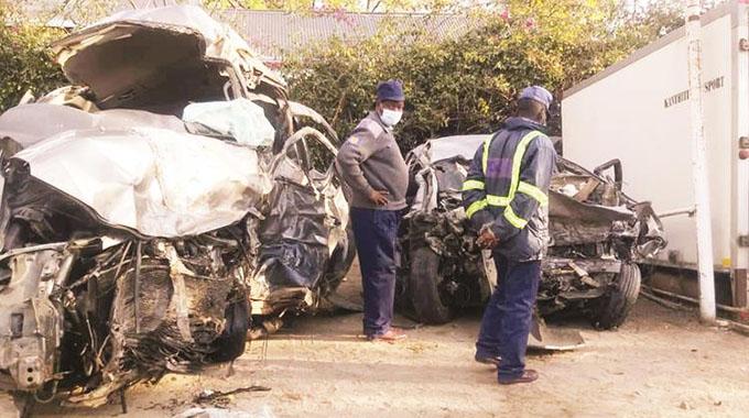 Names Of Accident Victims Who Died In Masvingo Zvishavane Crash Released
