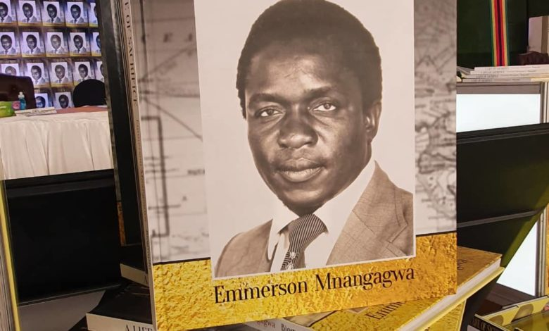 President Emmerson Mnangagwa Pockets US$755 700 From Book Sales In Just A Day