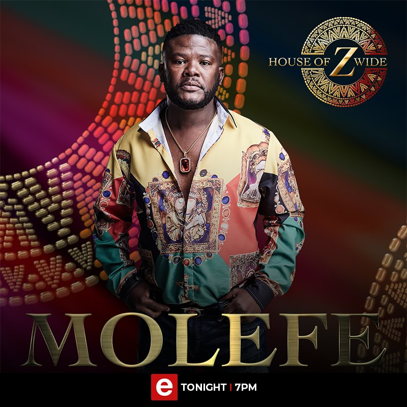 Molefe from House Of Zwide