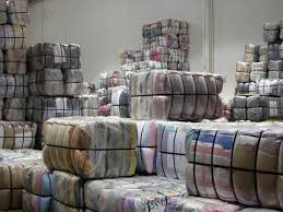 Police Confiscate 353 Smuggled Bales Of Clothes From Magaba