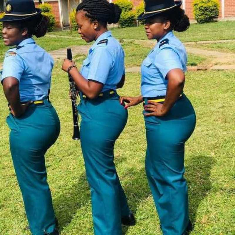 """ZRP Female Police Officers Summoned After """"Sexy"""" Images Circulate"""