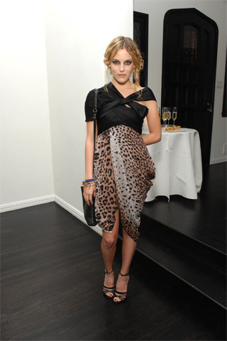 Riley Keough in Givenchy