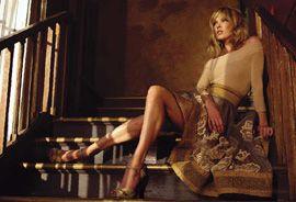 Kate Moss for Donna Karan