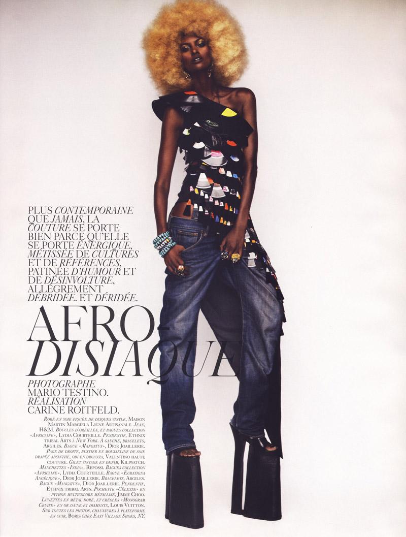 french vogue 72007 afro01 123 458lo Afrodisiaque Vogue Paris Oct.08