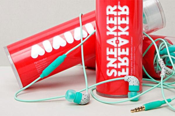 aiaiai earbuds sneaker freaker 3 600x399 AIAIAI Earbuds Collab with Sneaker Freaker