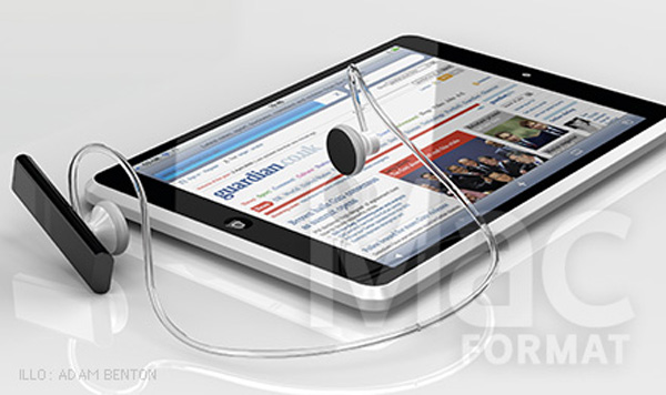 apple table ipad itablet macbook touch11 Apple Tablet Concept