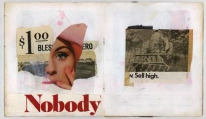 sketchbook collages 5 600x348 Creative Sketchbook Collages