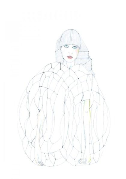alexandra verschueren sketches 3 600x849 Art School Confidential : Alexandra Verschueren