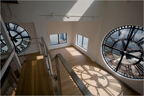 brooklyn tower clock penthouse 4 Brooklyn Tower Clock Penthouse