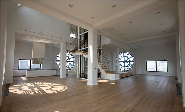 brooklyn tower clock penthouse Brooklyn Tower Clock Penthouse