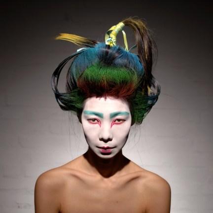 mauriziofantini geish 2 Geisha Punk Inspiration