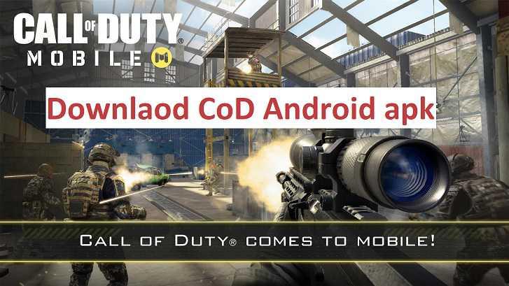 Cómo descargar e instalar Call of Duty Mobile APK en un teléfono Android