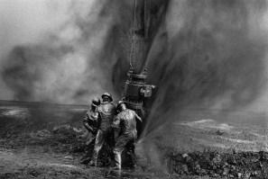 Greater Burhan Oil Field, Kuwait, 1991