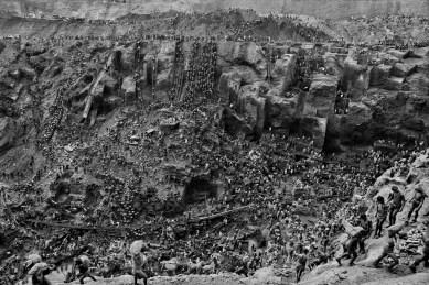 The Gold Mine, Serra Pelada, State of Para, Brazil, 1986