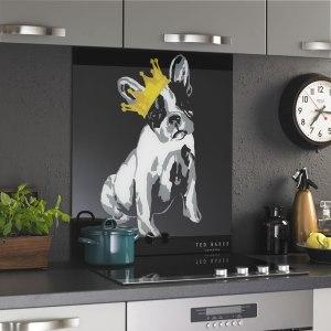 Ted Baker FBlack Dog Splashback - Image by Cyan Studios