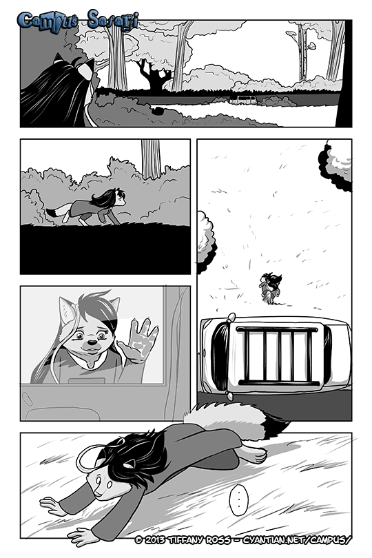 Campus Safari Chapter 3 Page 13