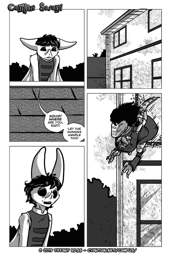 Campus Safari Chapter 4 Page 8