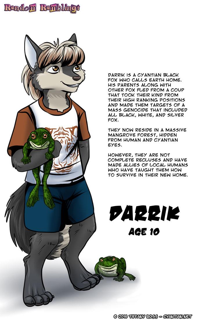 Random Ramblings Darrik 02