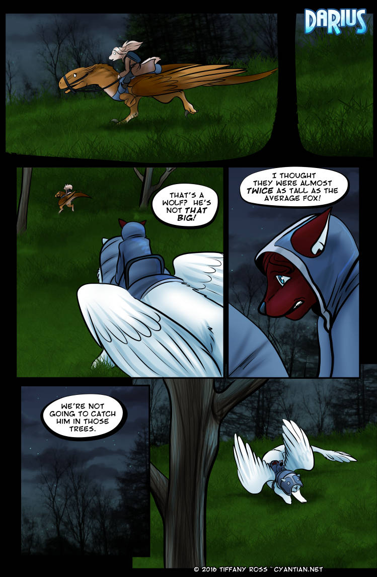 Darius Chapter 14 Page 12