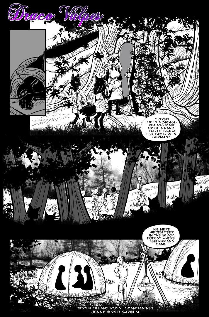 Draco Vulpes Page 5
