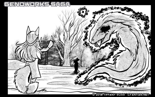 Genoworks Saga 12 11